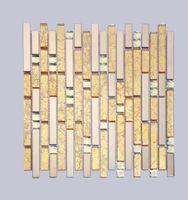 Wholesale Supply crystal glass mosaic spot mosaic background wall Foshan mosaic factory D