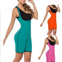 Wholesale hot shapers waist trainer corsets Neoprene waist trainer body shaper cincher bodysuit women Slimming Underwear sashes shapewear b478