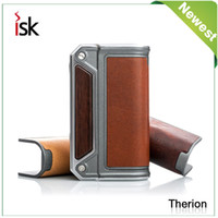 Wholesale 100 Original Therion DNA75 Lost Vape Therion DNA75 Box Mod with W vs lost vape DNA200W Sigelei Snowwolf