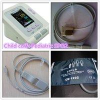 automatic pediatric blood pressure monitor - CONTEC08A children SPO2 sensor pediatric Digital Automatic NIBP Child Blood Pressure Monitor Sphygmomanometer