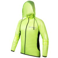 Wholesale Cycling Raincoat Transparent Soft Reflective Bicycle Jersey Dust Coat Bike Jacket Rain Coat Windbreaker Waterproof Clothing S XL Color