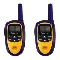 Wholesale New Mini Walkie Talkie RT31 CH W UHF Mhz PMR446 VOX LCD Display Two Way Radio