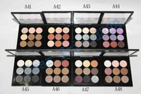 Wholesale 1PCS Brand Makeup EyeShadow Palette color Eye Shadow g ePacket