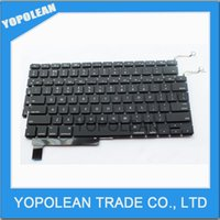 Wholesale New For Macbook Pro quot A1286 US Keyboard MB985 MC371 MC721 MD103 Year