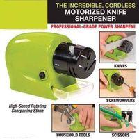 Wholesale Moterized Knife Sharpener Swifty Sharpener Precision Power Scissors Sharp Tool Home Kitchen Electric Grind Machine H039