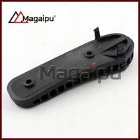 acs retail - Drss MP Marking Version Enhanced Rubber ButtPad quot For CTR ACS ACS L STR UBR Stocks With Retail Box Black
