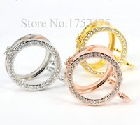 Wholesale pieces New Arrival Alloy Crystal Frame Pendant My Coin Holder fit mm Coins for Women Jewelry