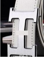 Wholesale Fashion waist Bo silver buckle Designer leather belt buckle leather belt buckle for men and women leather belt buckle