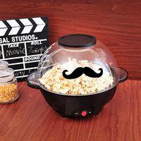 Wholesale christmas gift for children large capacity household DIY oil sugar butter popcorn maker machine