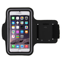 Wholesale Sports Running Jogging Gym Armband Arm Band Case Cover Holder for iPhone quot DHL Shipping