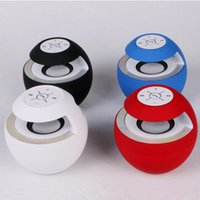 audio eggs - BTS Mini Wireless Bluetooth Speaker Portable Egg Swan Shaped Speakers w LED Light Handsfree Phone Call Function Built in Microphone