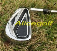 Wholesale 2016 New AP2 Forged irons set with tour AD65 graphite shaft Regular Stiff Flex