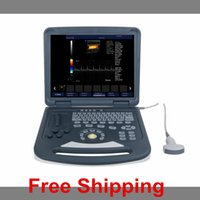 Wholesale DHL Notebook D color doppler system elements color ultrasound USG scanner with factory support