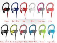 Wholesale Refurbished TOP A Quality Beats Powerbeats2 Wireless Headphones Bluetooth Headsets Earbuds Cellphones Earphones Powerbeats2 Wireless