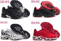 barefoot mens shoes - New Mens Womens Air Sports Tn Running Shoes Fashion Comfort Barefoot Walking Training Sporting Shoes Sneakers Size