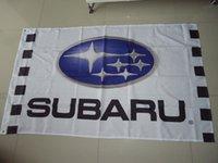 banner services - car exhibition subaru car show flag for service subaru car banner X150CM size polyster