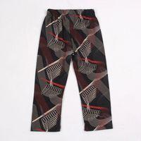 apricot season - Baby kids clothing Baby trousers trousers boys trousers Kids Clothing Cute pattern vest apricot All seasons
