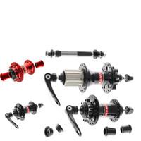 Wholesale New Extra Light Weight XC Hub Novatec hub D881SB Front And Rear Wheel Hub High Comfort Adjust Strenght of Bearing