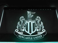 Wholesale LD216 newcastle united LED Neon Light Sign home decor crafts craft hat