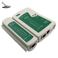 Wholesale High Quality New RJ11 RJ12 RJ45 Cat5 USB LAN Network Cable Tester