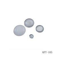 Wholesale KPT K9 Plano convex lens Optical lens Flat convex lens dia mm f mm