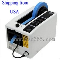 automatic adhesive dispenser - Automatic Electric Adhesive Tape Dispenser Cutter Cutting Machine V M US Seller