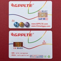 Wholesale New GPP GPPLTE unlock for iphone s s plus plus Japan AU SB US Sprint gsm and FDD LTE g ios9