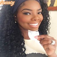 best small caps - 8A Best Kinky Curly Lace Front Wig Unprocessed Peruvian Virgin Hair Sexy Curly Full Lace Wig Cap Tangle Free Natural Hairline