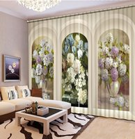 arched window - Curtain Top Classic Home Decoration D Window Curtains For room europe style arched door custom curtains