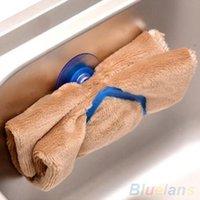 Wholesale Kitchen Tools Gadget Decor Convenient Sponge Holder Suction Cup Sink VWY New Hot Sale