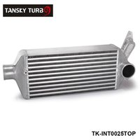 Wholesale Tansky T6061 Full Aluminum Performance Spec Cooler Turbo Intercooler For WRX EJ25 GH GRB GEE TK INT0025TOP