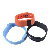 ba retail - Retail Smart Bluetooth sleeping monitor Watch Bracelet Wristband TW64 Dial Phone Call Fitting All functions smart ba inch OLED display
