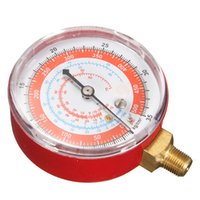 Wholesale Pressure Gauge High For Refrigerant R134A R404A R22 Degree Celsius Scale New Arrival High Quality