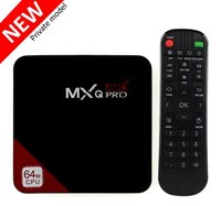 android smart tv box firmware - OTA MXQ Pro Android TV Box K Amlogic S905 Firmware Updated Online mxq pro k Quad core Smart Mini PC support Wi Fi Kodi pk G Box