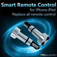 Wholesale IR2 IR2S IR Smart Remote Control For Iphone s s c s Ipad Mini Smart Home Switch Controller Bottom light