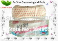 anion sanitary - 2 bags pieces fu shu Qiray Anion Sanitary napkin pads Panty liners Feminine Hygiene Product Cheap Feminine Hygiene Product