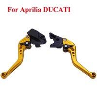 Wholesale CNC racing adjuster Brake Clutch Levers For Aprilia DUCATI HONDA HYOSUNG TRIUMPH KTM SUZUKI YAMAHA KAWASAKI