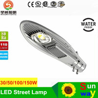 lead free nickel free - 150W LED Street Light street garden lamp led road light LM CREE XTE Chip Meanwell driver UL years warranty DHL