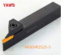 Wholesale MGEHR2525 cutting tool Factory outlets the lather boring bar cnc machine Factory Outlet