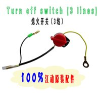Wholesale Gasoline engine generator parts line switch F f F F pump cease fire switch