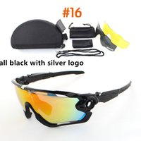 glasses - Hot Pair Lens Cycling glasses Men Women Outdoor Mountain Bike Bicycle Cycling Eyewear Glasses UV400 Sports Fishing Cycling Sunglasses