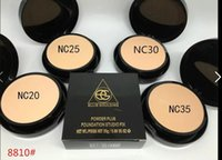 Wholesale 2016 Hot professional face makeup powder plush concealer brand g facial care supply