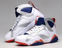 air free mid - Air Retro s Olympic Women Men Olympic Basketball Shoes retro s sneakers shoes coloor sports size