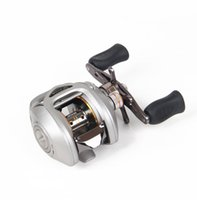 bass pro fishing reels - Bass Pro baitcasting fishing reel bearing baitcast reel left Right handed baitcasting reels molinete para pesca