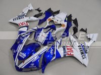 Wholesale New Fit Guarantee motorcycle Fairing Kits For YAMAHA YZF R1 YZF R1 YZF1000 YZF YZFR1 blue red FIAT