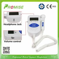 Wholesale China Supplier Fetal Doppler With CE Approved