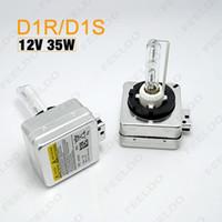 achat en gros de d1s d1c d1r-2Pcs 12V 35W D1S / D1R / D1C phares Xenon HID ampoule ampoule 8000k