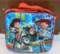 Wholesale Toy Story Lunch bag x High Quality Nylon Cartoon including a lunch box retail