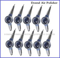 air tool polisher - 10x Dental Air Flow Teeth Polishing Polisher Handpiece Hygiene Prophy Jet H N4