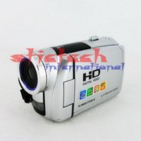 Wholesale 10 pieces HD digital video camera MP p digital zoom inch mp sensor and a lithium battery